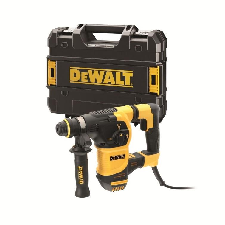 DeWALT D25333K Combihamer SDS+ 950W 3,5J in TSTAK