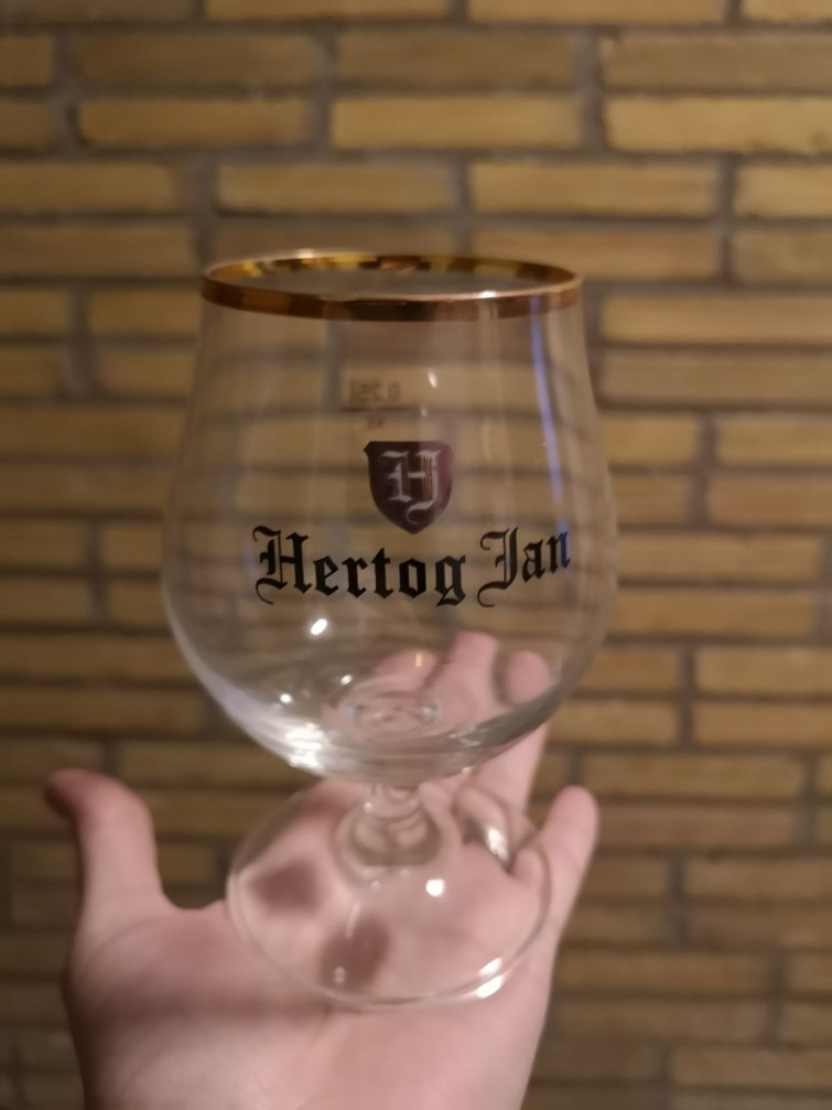 Hertog Jan bierglazen