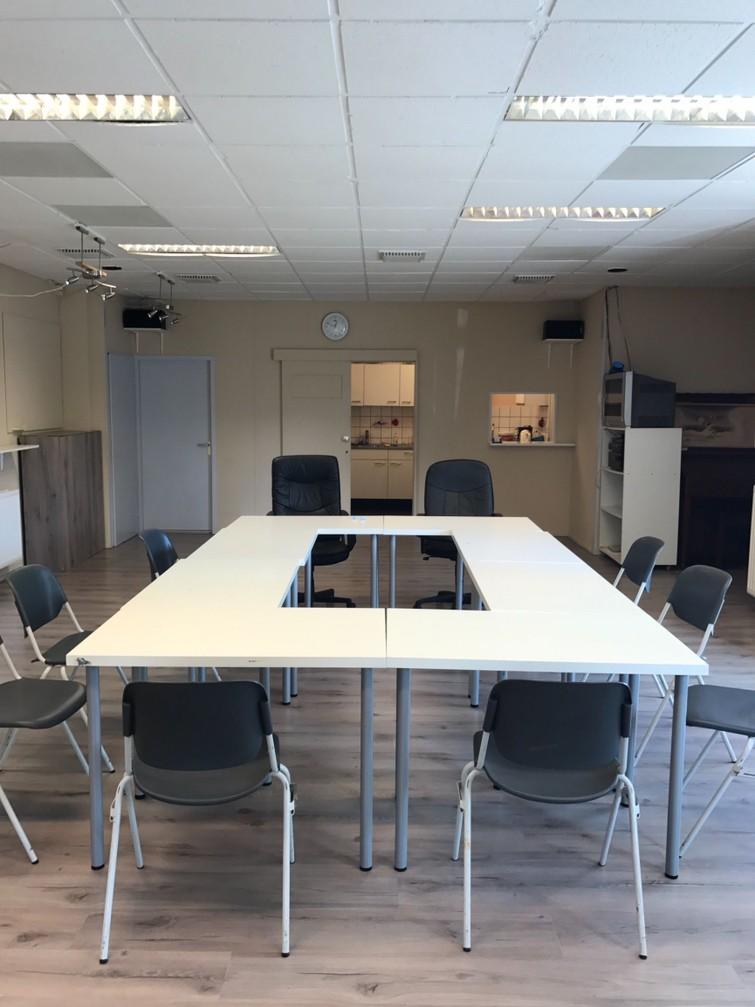 Witte tafel(s) 100x60cm