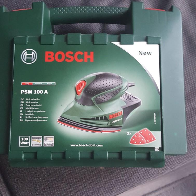 Multi Schuurmachine - Bosch PSM 100A
