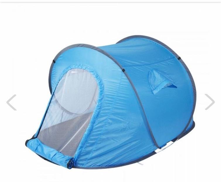 Pop-up tent / opgooitent (2 personen)