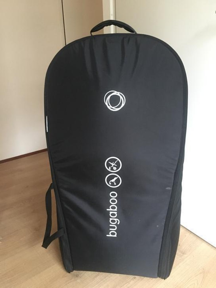 Bugaboo/Joolz kinderwagen reiskoffer Travel bag/tas
