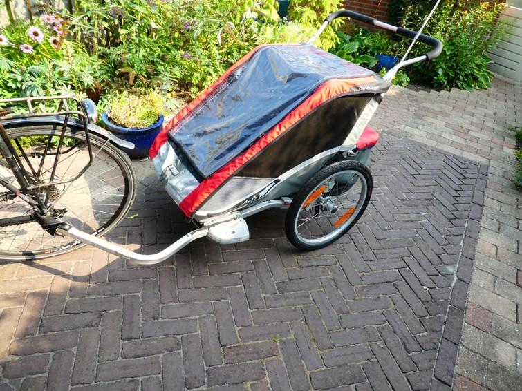 Fietskar Chariot Cougar (Thule) 2