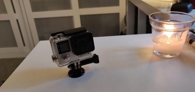 GoPro Hero 4K Action Camera