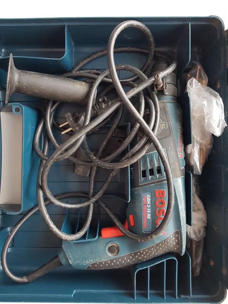 Klopboormachine Bosch GBH-2-18-E