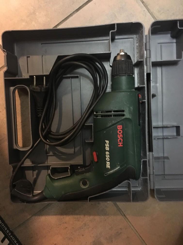 klopboormachine 650W