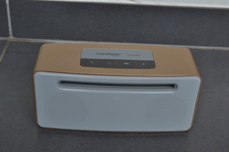 draadloze speaker - Trendwoo® X-Bass Hi-Fi Stereo