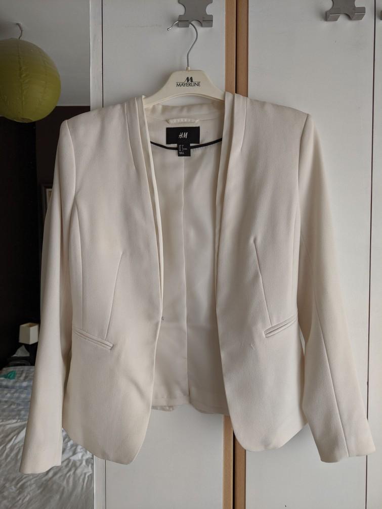 cardigan/vestje voor op trouwjurk