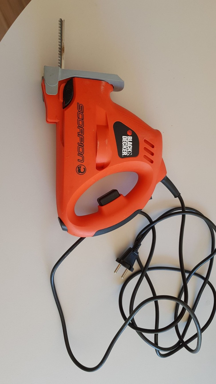 Black & Decker scorpion (elektrische zaag)