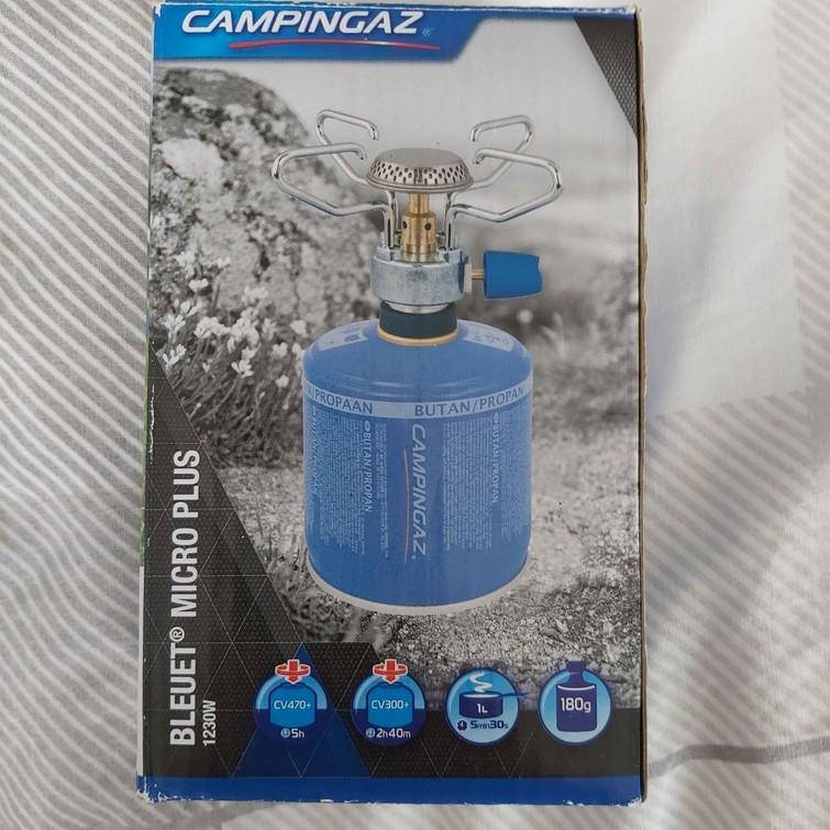 Campinggaz opzetstuk gasfles