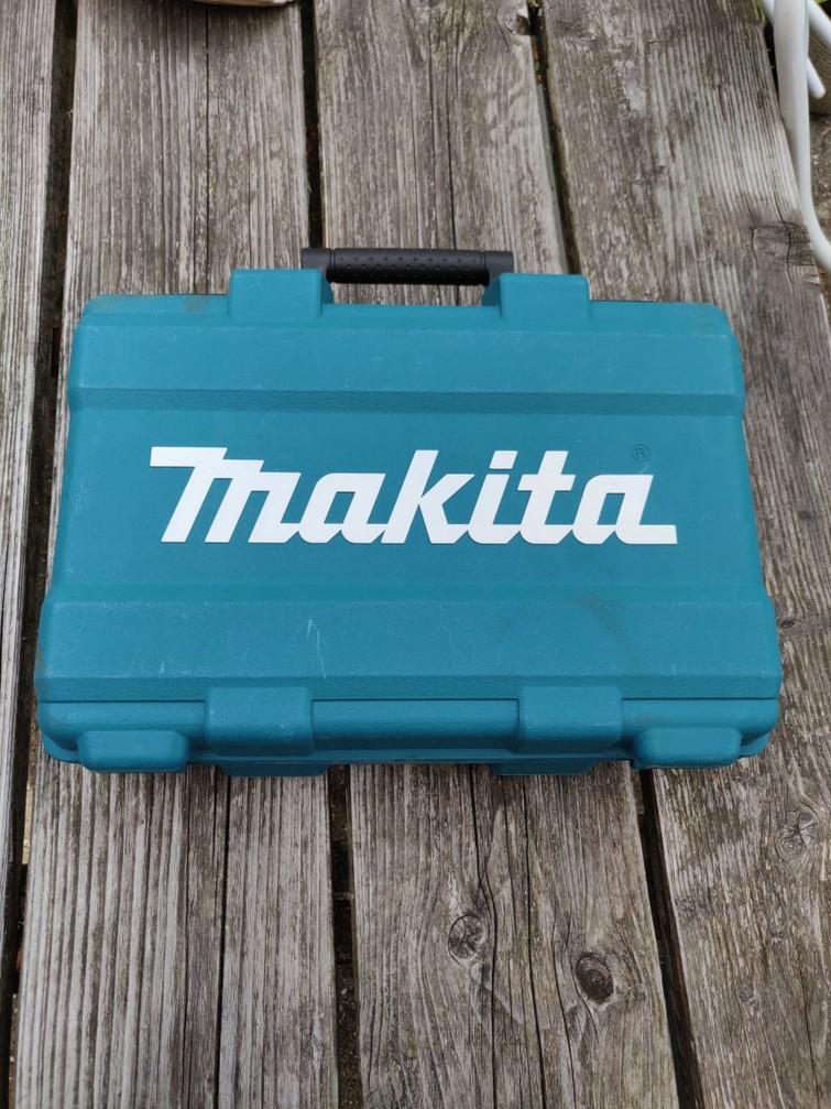Accuboormachine van Makita
