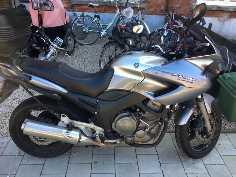 motor Yamaha tdm900
