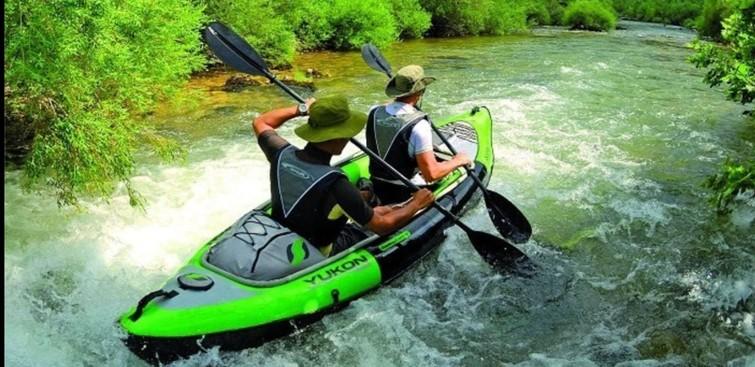 Opblaasbare Kayak Sevylo Yukon
