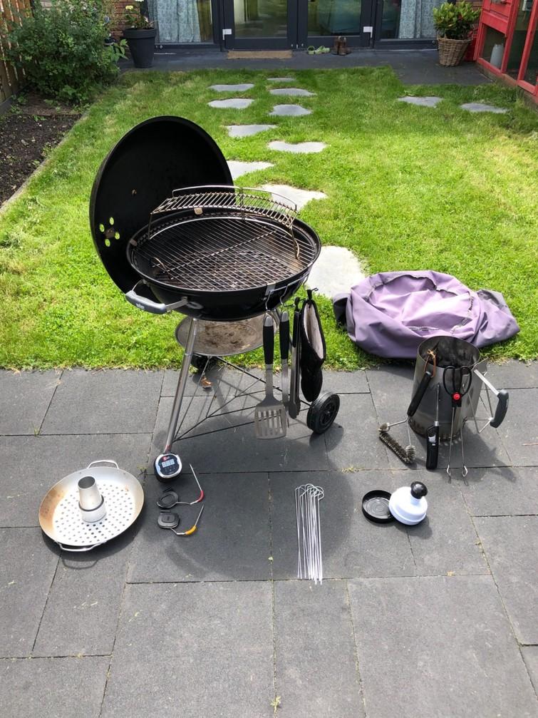 Barbecue Weber 57cm