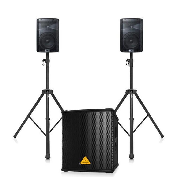 Geluidsinstallatie / Speakers