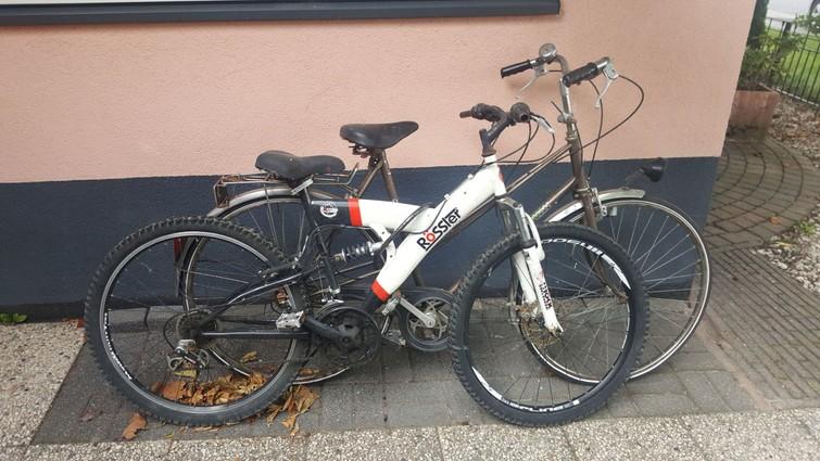 Mountainbike of damesfiets