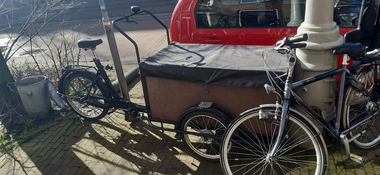 Grote Bakfiets