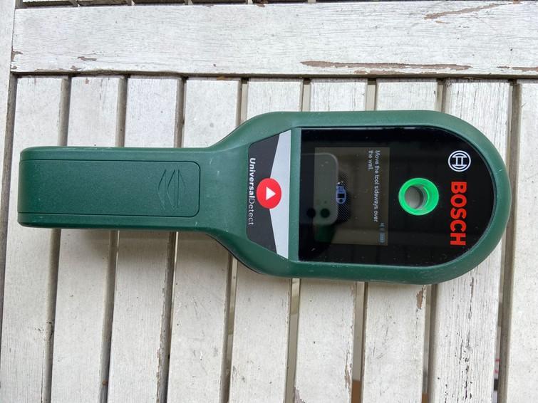 Bosch multidetector