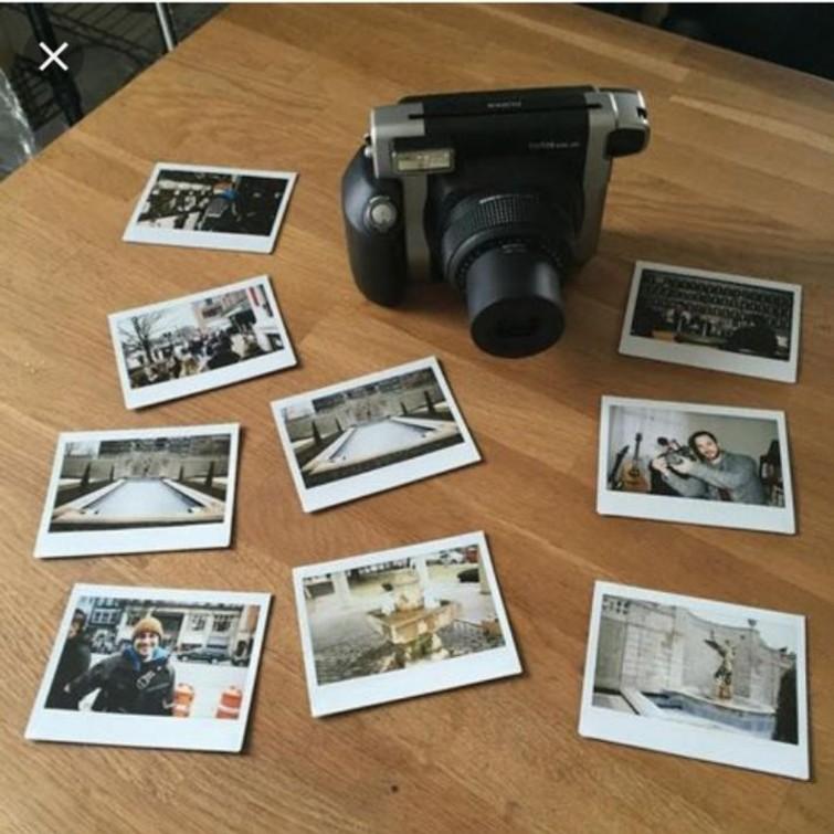 Polaroid camera wide300 (groot)