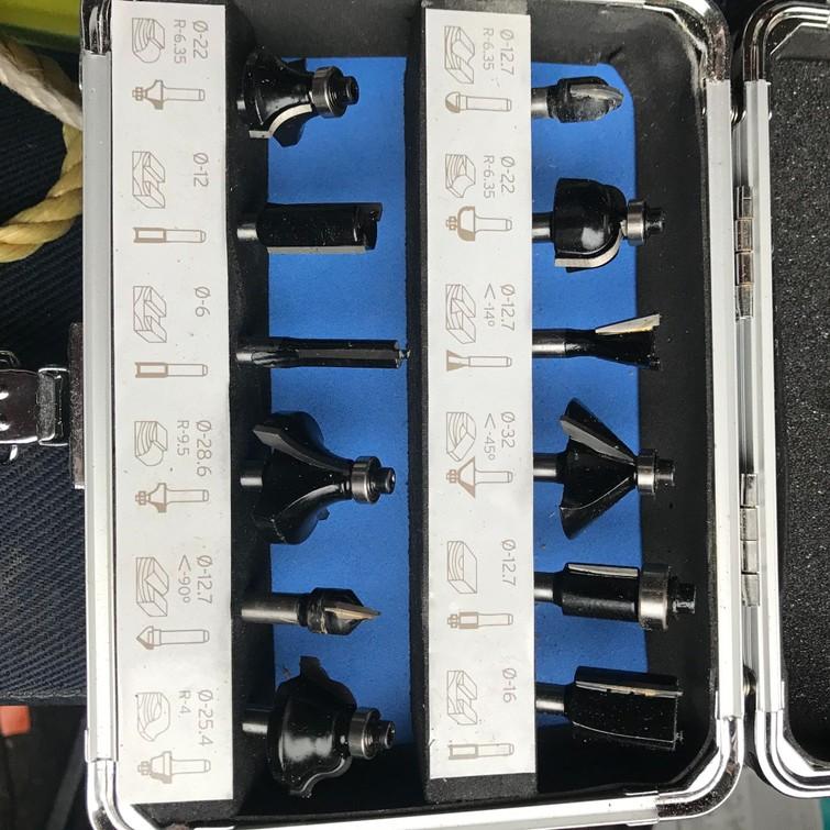 freeskopjes op 8mm aansluiting