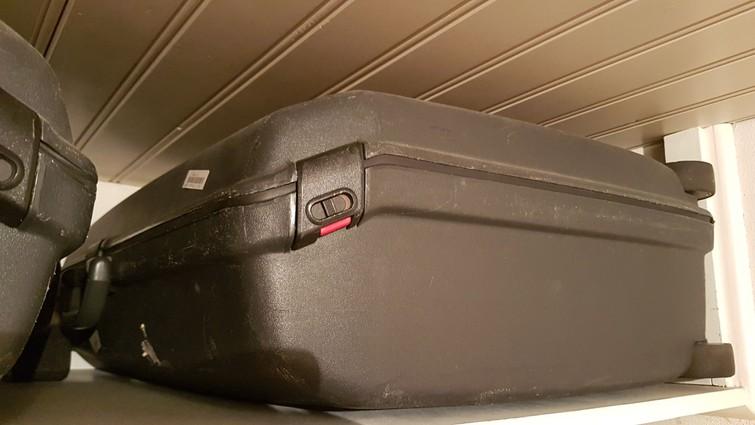 kleine stevig rolkoffer trolley  handbagage