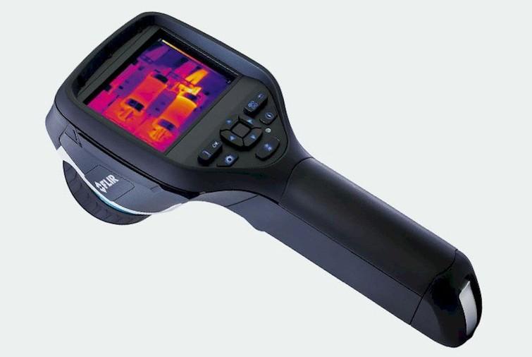 Warmtebeeld camera - Flir E30