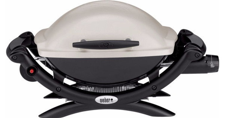 Weber gas barbecue Q1000