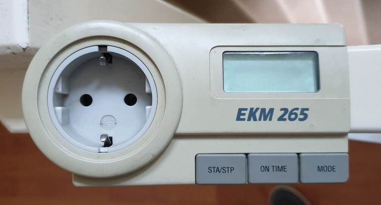 verbruiksmeter stroom