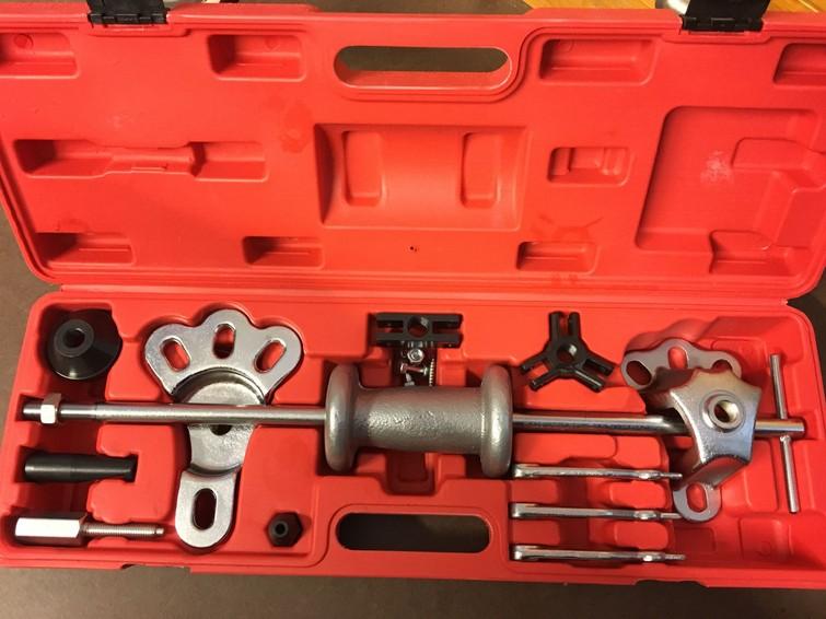 Slagtrekker / Sliding hammer