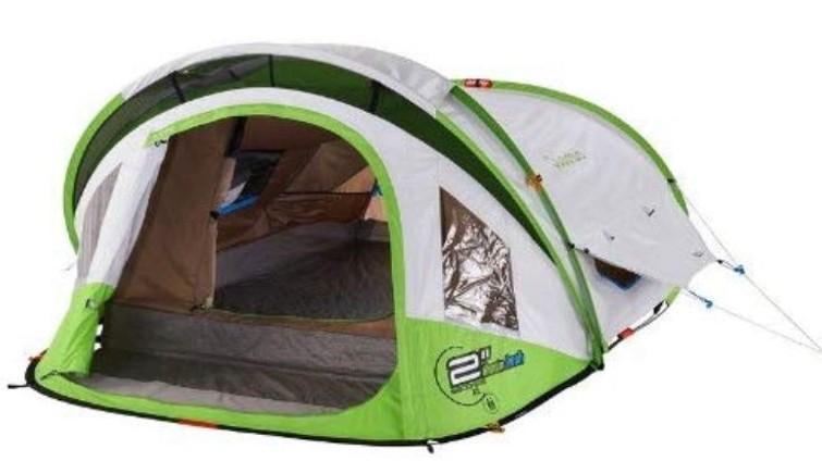pop-up tent Quechua (2-persoons)
