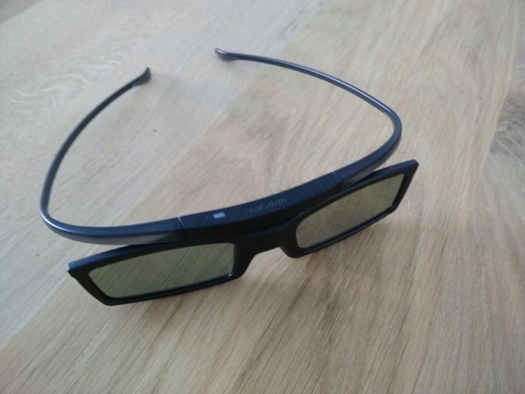 3D bril (actief)