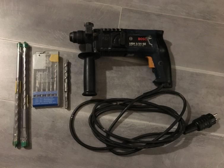 Bosch (klop)boormachine