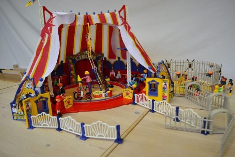 Playmobil set (verschillende opties)