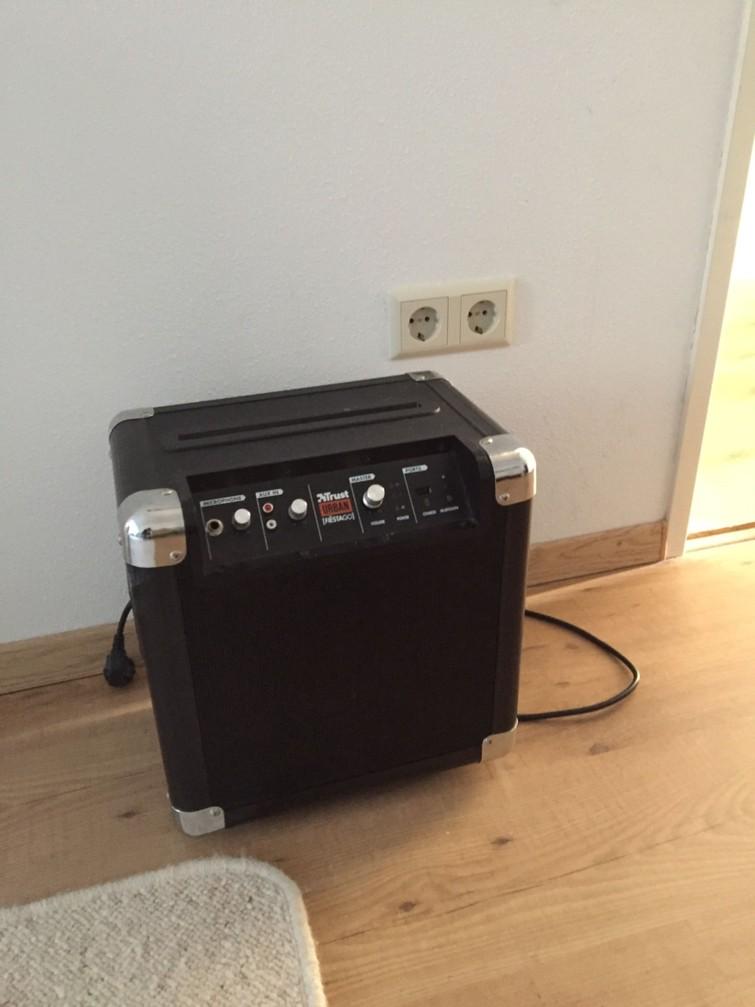 Grote Bluetooth speaker