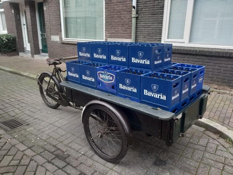 Sietske 't Bakfietske (Cargo Bike)