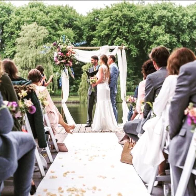 Huwelijkboog/Prieel/trouwboog  voor bruiloft