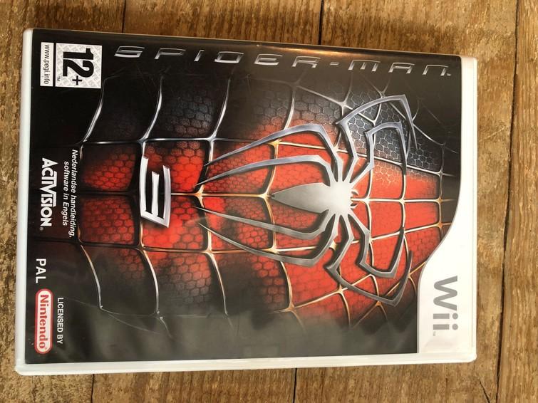 Nintendo Wii Spider-Man 3