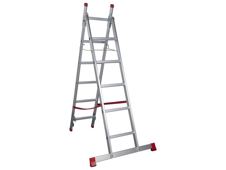 Multifunctionele aluminium ladder