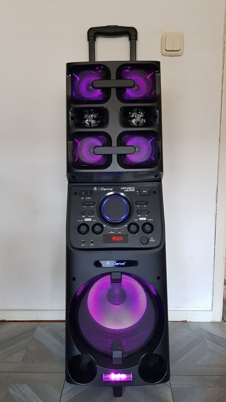 Party Speaker - 1000WATT - draadloos
