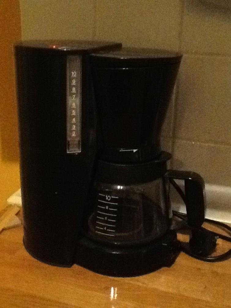 Koffiezetapparaat voor filterkoffie