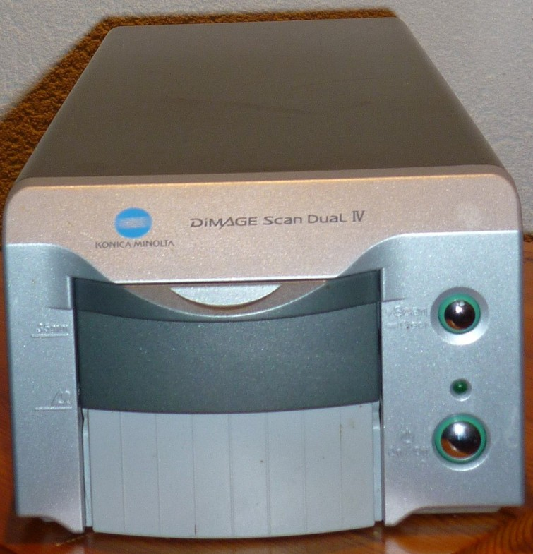 diascanner Konica Minolta Scan Dual IV