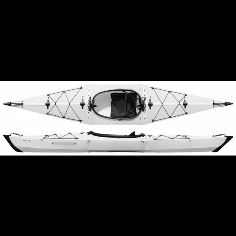 Kayak / Kano - Nortik Fold 4.2