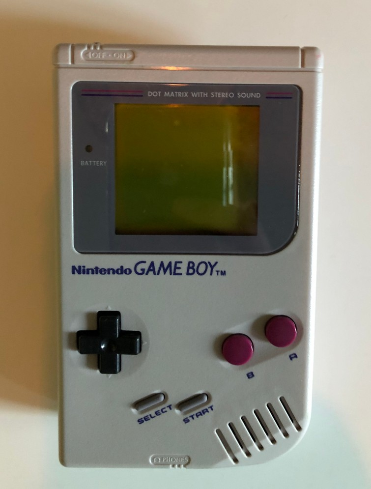 Nintendo Game Boy Classic (Retro Gaming)