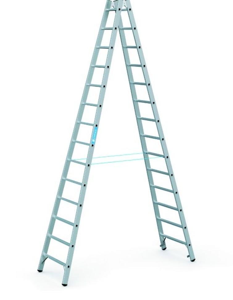 aluminium ladder 4,5 meter