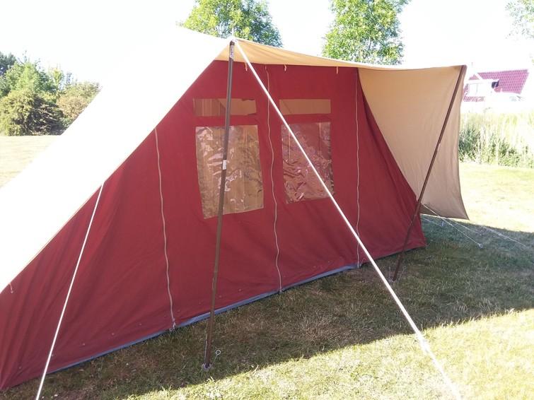 de Waard tent type Albatros