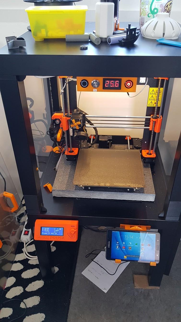 Prusa mk3 3d printer