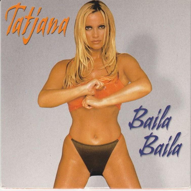 Tatjana - Baila Baila (Tatjana Simic) (CD Single) - CD