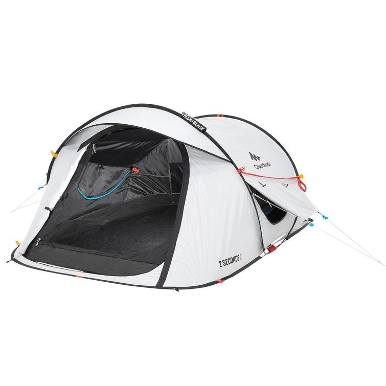 Tent Black & Fresh 2p.