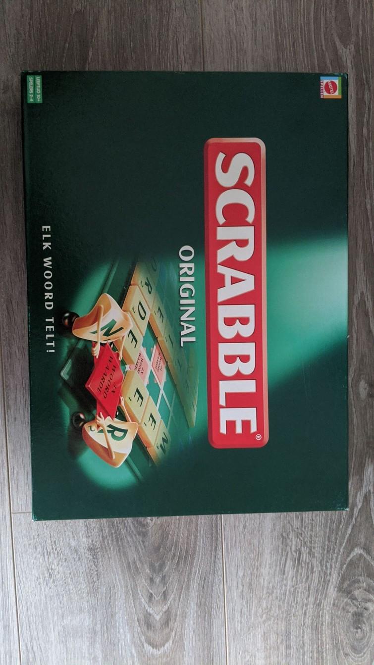 Scrabble gezelschapsspel
