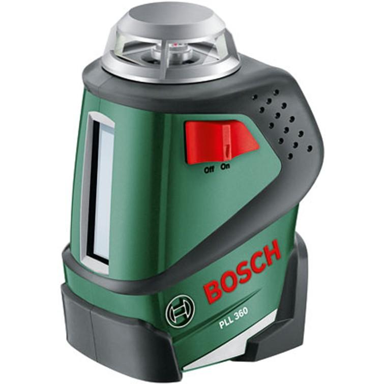 Bosch lijnlaser 'PLL360' 20 m